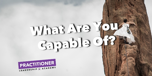 What Are You Capable Of?